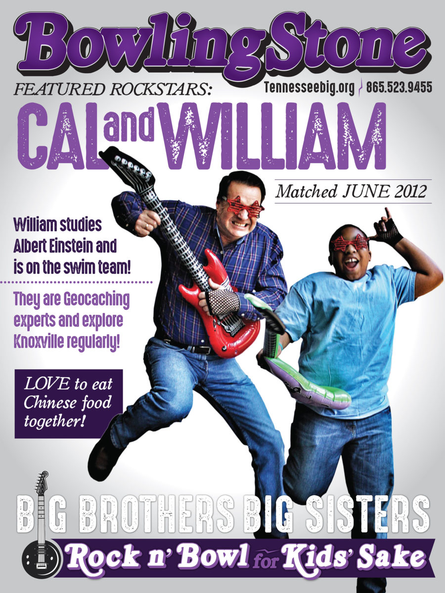 Be A RockStar Like Cal and William