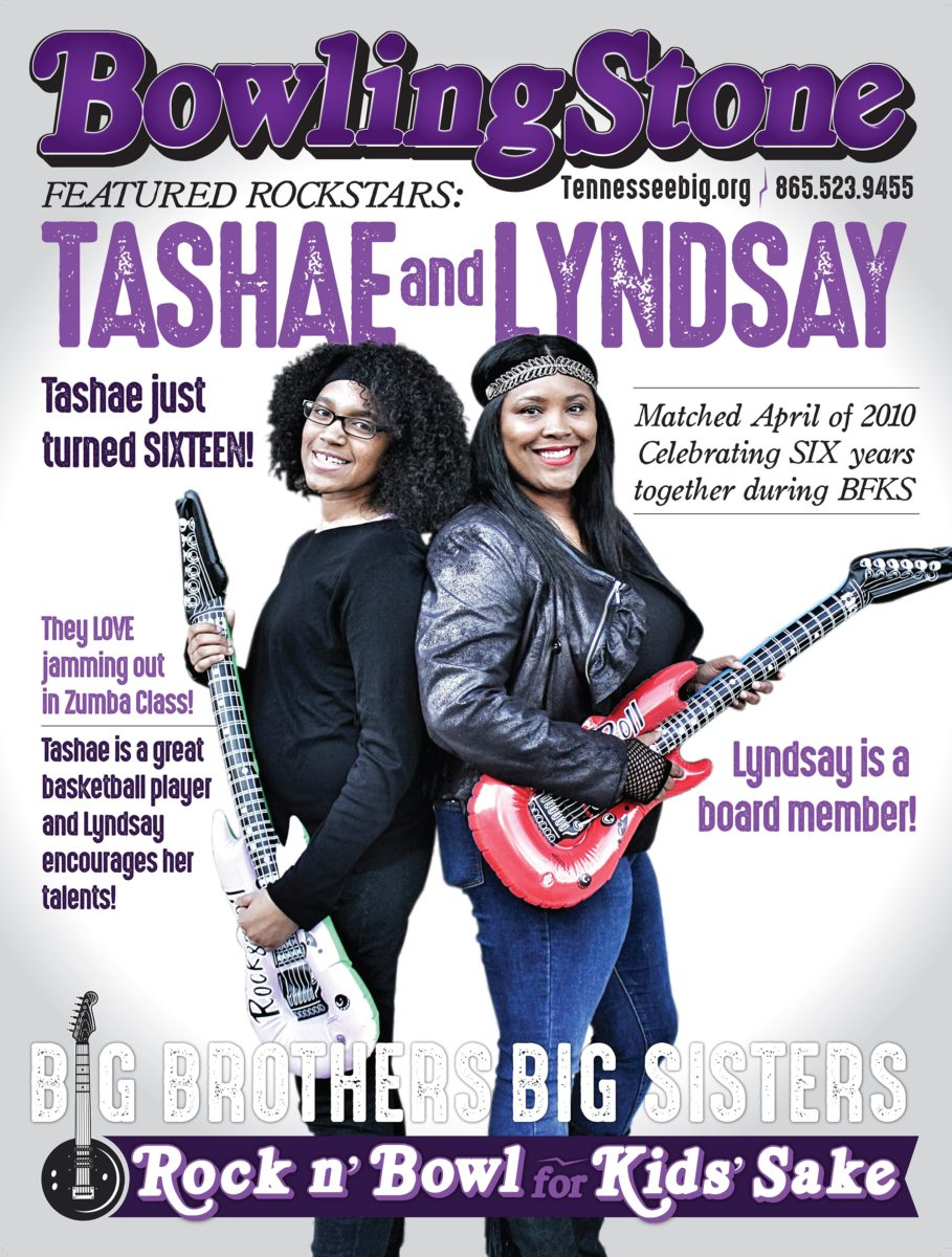Be A Rockstar like Lyndsay and Tashae