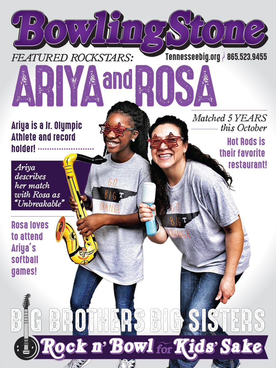 Be a Rockstar like Ariya and Rosa