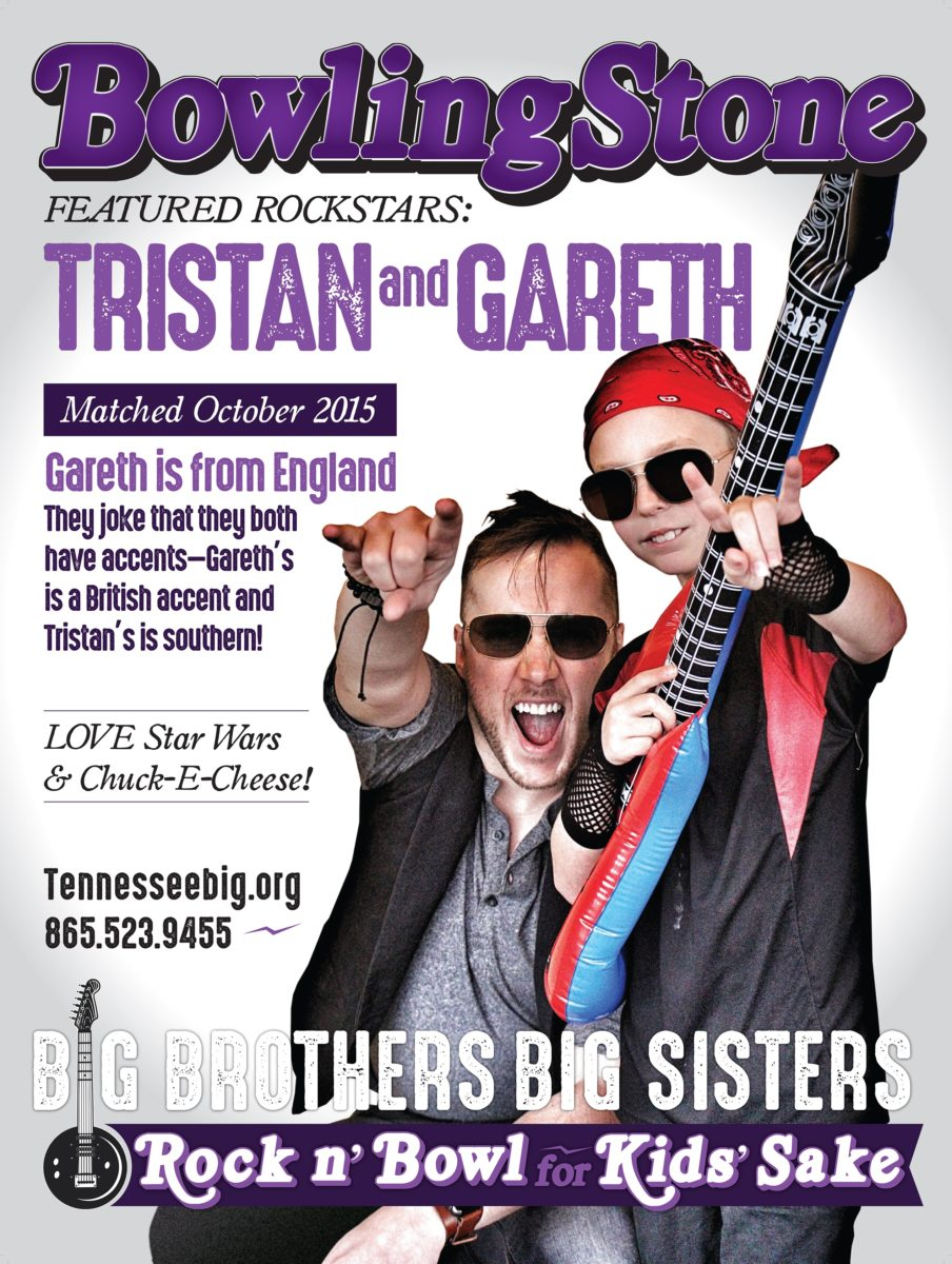 Be a RockStar like Gareth and Tristan